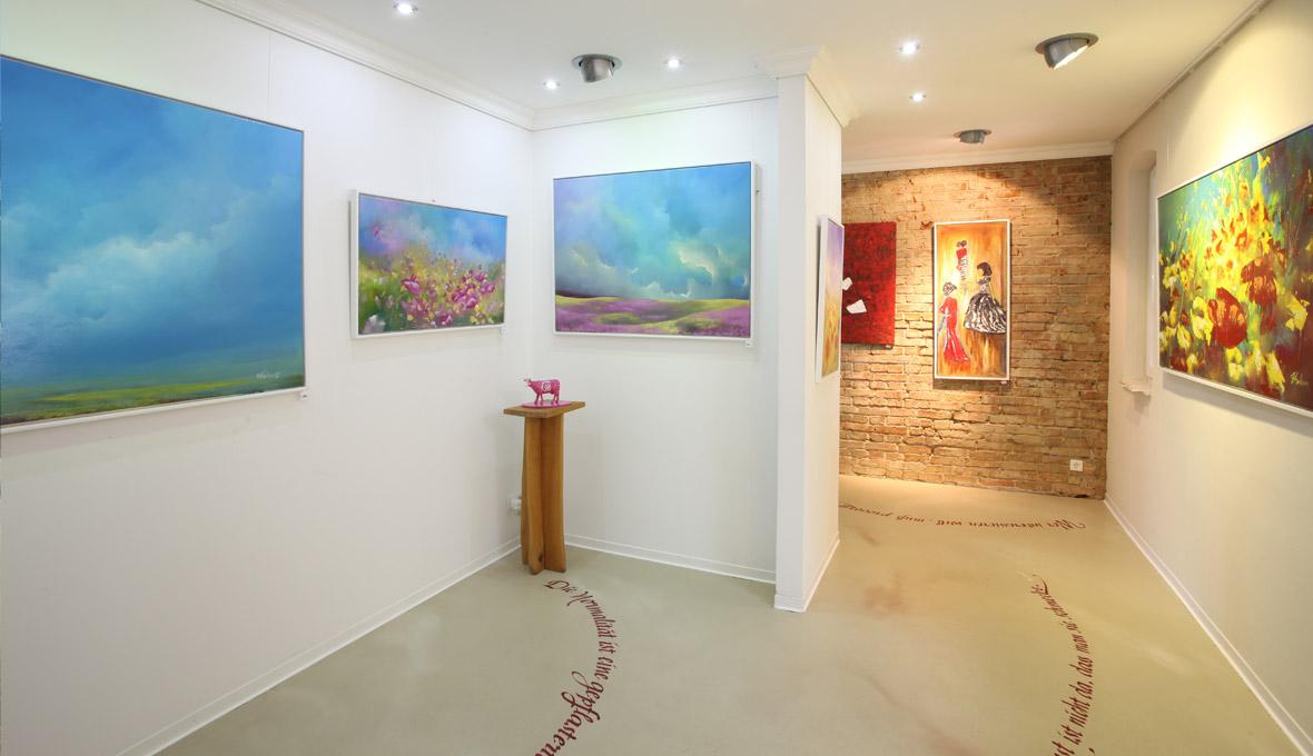 Ausstellung Kunsthaus